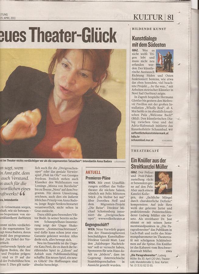 20110429_kleinezeitung
